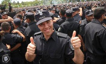 Granados aseguró que la Policía se quedará en la costa luego del verano | Frente para la victoria