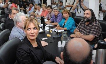 "Docentes advierten que 30% de aumento ""es insuficiente"" | Mirta petrocini"