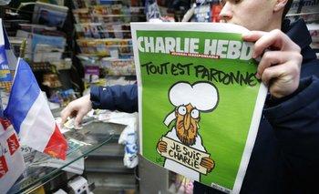 En poco tiempo, los franceses agotaron la edición especial de Charlie Hebdo | Charlie hebdo