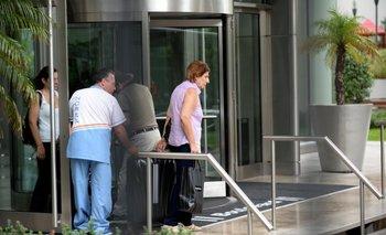 Buscan pruebas en una notebook de una hija de Nisman que estaba encendida   Fabiana palmaghini
