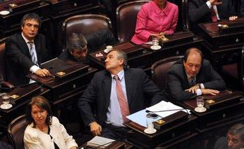 La oposición se prepara para enfrentar al Gobierno en el Senado   Secretaría de inteligencia