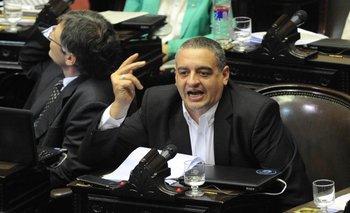 Pietragalla renunció a su banca para ser secretario de DDHH | Horacio pietragalla