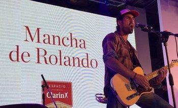 Insólito: La Mancha de Rolando tocó para el Grupo Clarín   Verano 2016