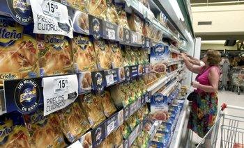 Las pymes plantaron posición en la pelea por aumento de alimentos | Inflación