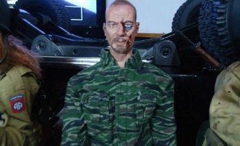 Fuga de General Alvear: venden por Internet un muñeco de Martín Lanatta | Fuga de general alvear