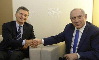 Giro en la política exterior: ¿Argentina dejará de reconocer a Palestina?   Mauricio macri