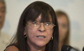 "Diana Conti puso en duda la candidatura de Cristina: ""No la veo en eso""   Cristina kirchner"