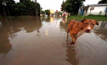 Macri responsabilizó al cambio climático por las inundaciones | Inundaciones