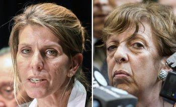 "Fein criticó a Arroyo Salgado: ""Tuvo siete días para pedir rehacer la autopsia y no hizo nada"" | Viviana fein"