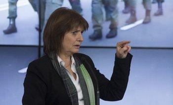 Insólito: Patricia Bullrich interrumpió una despedida diplomática para hacer un chiste | Estados unidos