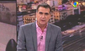 Laje, contra Carrió por su amenaza al periodismo | Antonio laje