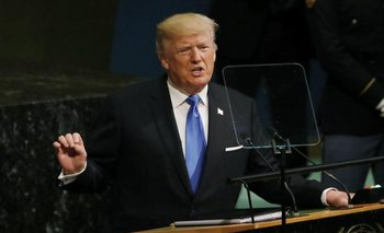"""Trump amenazó por Twitter a Corea del Norte: """"Mi botón nuclear es más grande y poderoso""""   Corea del norte"""