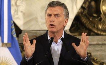 Encuesta: Macri con la peor imagen de gestión desde que asumió | Mauricio macri