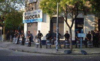 Detienen a 10 sindicalistas de la UOCRA en Bahía Blanca   Construcción