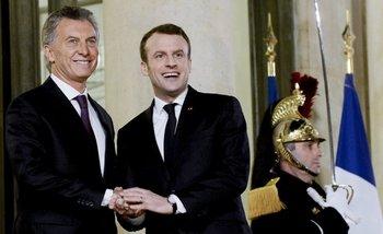 El presidente de Francia puso un freno al acuerdo Mercosur-UE   Acuerdo mercosur - ue