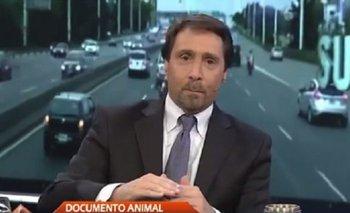 Eduardo Feinmann disparó contra Ricardo Iorio tras su detención   Eduardo feinmann