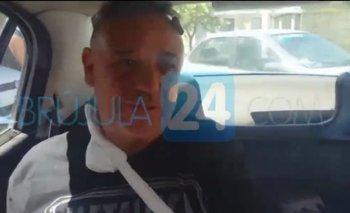 Ricardo Iorio rompió el silencio tras los incidentes con un policía   Ricardo iorio
