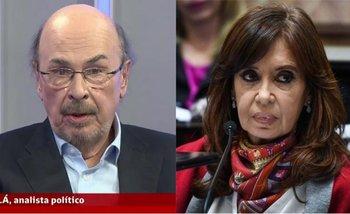 La reacción de Cristina Kirchner a la bochornosa nota de Morales Solá contra Héctor Timerman | Joaquín morales solá