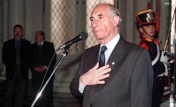 Murió el ex presidente Fernando de La Rúa | Fernando de la rúa