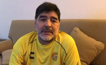 Diego Maradona deja Dorados por su salud | Diego maradona