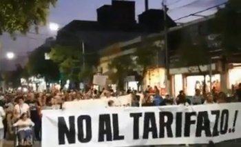 El cacerolazo contra los tarifazos se hizo sentir en todo el país | Cacerolazo