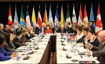 México no acompañó el pronunciamiento del Grupo de Lima contra Nicolás Maduro   Venezuela