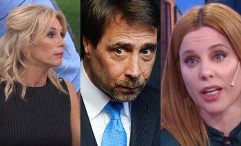 Indignante: Yanina Latorre defendió la actitud misógina de Eduardo Feinmann contra Agustina Kampfer   Daia