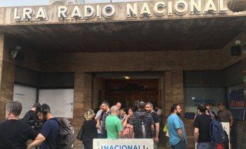 Radio Nacional: los trabajadores van a un paro por paritarias   Radio nacional