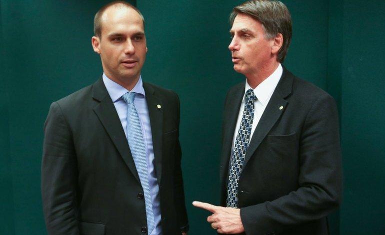 Detienen por narcotráfico a un integrante de la comitiva de Bolsonaro