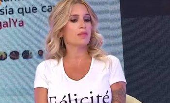 Florencia Peña explotó contra la filtración de fotos de Luciano Castro desnudo | Florencia peña
