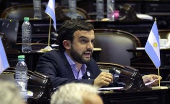 Baja de imputabilidad: Leo Grosso cruzó a diputado de Cambiemos por pedir mano dura y recordó al intendente narco   Cambiemos