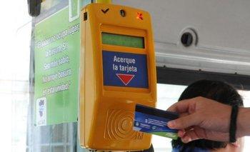 Aumento de transporte: el saldo negativo de la SUBE aumenta a $54 | Colectivos