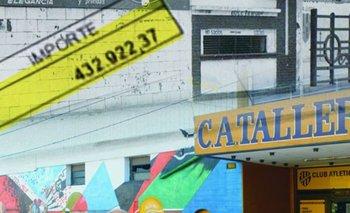 Crisis en los clubes de barrio: El club que recibió casi medio millón de pesos de luz | Por manuel rodríguez