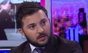 Brancatelli cruzó al gobierno por los créditos UVA y le mandó un mensaje a Bielsa | Diego brancatelli