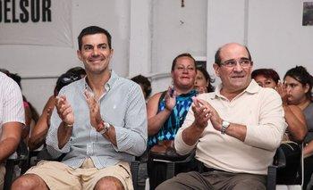 Con vistas a las elecciones, Urtubey se mostró junto a Tumini en Mar del Plata | Juan manuel urtubey