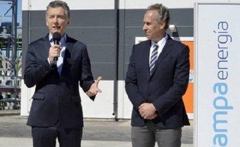 Vidal puso a un ex empleado de Mindlin a controlar la energía   Apagón