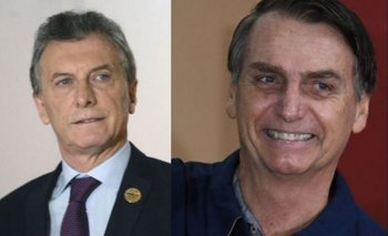 Mauricio Macri llegó a Brasil y se reúne con el fascista Jair Bolsonaro   Jair bolsonaro