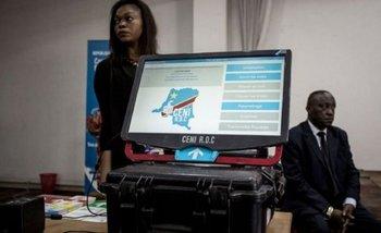 Voto electrónico: usaron en el Congo las máquinas destinadas para Argentina y explotaron las denuncias de fraude   Voto electrónico
