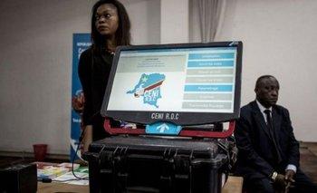 Voto electrónico: usaron en el Congo las máquinas destinadas para Argentina y explotaron las denuncias de fraude | Voto electrónico