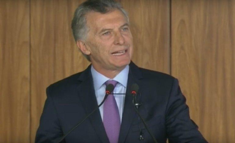 Mauricio Macri Cerró Su Discurso En Brasil Con Una Frase En