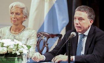 Crisis económica: ¿Se viene una renegociación con el FMI? | Fmi