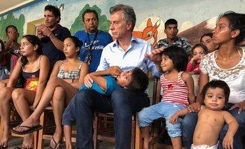 Inundaciones: Mauricio Macri prometió 1800 casas para los afectados pero solo construyó 14 | Macri presidente