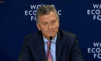 Macri no va a Davos y envía a Sandleris y Dujovne | Foro de davos