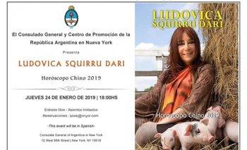 La comunidad científica rechaza la actividad de Ludovica Squirru en Cancillería | Conicet