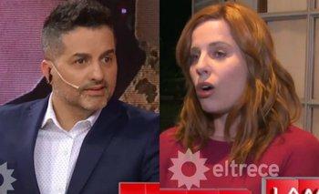 Ángel de Brito atacó a Agustina Kämpfer por su denuncia contra Feinmann | Justicia