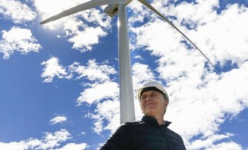 El primer pedido de extinción de dominio es contra Mauricio Macri por los parques eólicos | Extinción de dominio