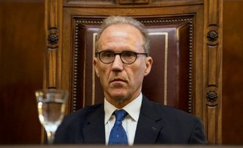 Internas en la Corte Suprema: Carlos Rosenkrantz, cada vez más solo y con menos poder   Ricardo lorenzetti