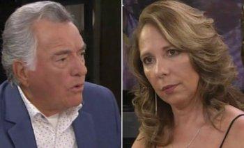 El tenso cruce entre Barrionuevo y una periodista anti K en la mesa de Mirtha | Luis barrionuevo