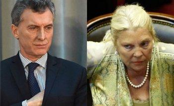 Tras meses de rispideces, Carrió reveló cuál es su relación con Macri | Alianza carrió-macri