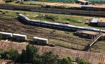Retiro: descarriló un tren del ramal Mitre cuando llegaba a la estación | Trenes
